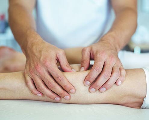 Physiotherapie-Loos-Bad-Homburg-Faszienmassage