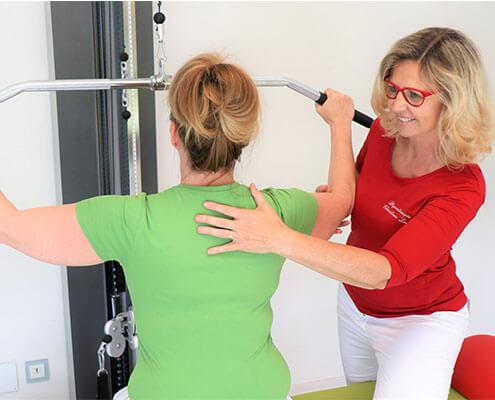 Physiotherapie-Loos-Bad-Homburg-Krankengymnastik