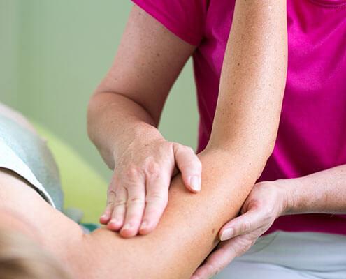 Physiotherapie-Loos-Bad-Homburg-Lymphdrainage